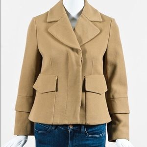 3.1 Phillip Lim Wool Blend Darted Jacket
